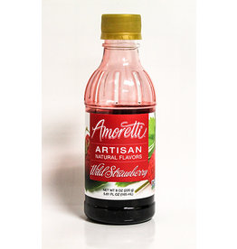 Amoretti Amoretti Wild Strawberry Concentrate
