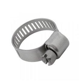 "Foxx Equipment Company Clamp SS Adjustable 3/8"" - 7/8"" (Big)"