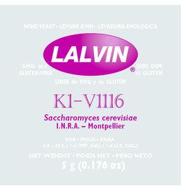 Lalvin Lalvin Wine Yeast (K1-V1116)
