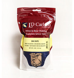 LD Carlson American Oak Chips (Light Toast) 4 OZ