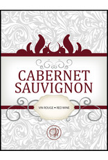 LD Carlson Wine Labels 30 Count (Cabernet Sauvignon)