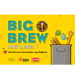 OConnors Home Brew Supply Janet's Brown Ale (Big Brew Day 2021)