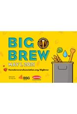 OConnors Home Brew Supply Star Gazer Double IPA (Big Brew Day 2021)