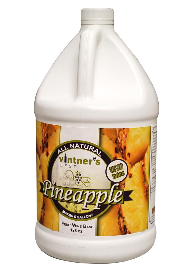 Vintners Best VIntner's Best Pineapple Fruit Wine Base (1 Gallon)