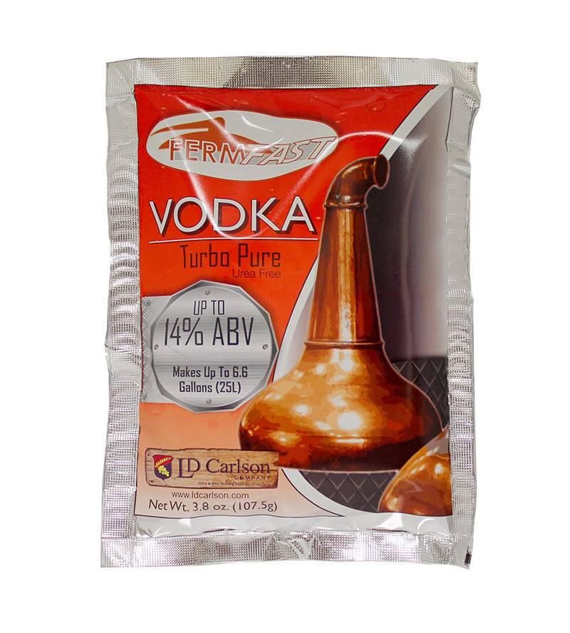 Vodka Yeast