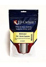 LD Carlson Shrink Sleeve 30/Bag (Silver)