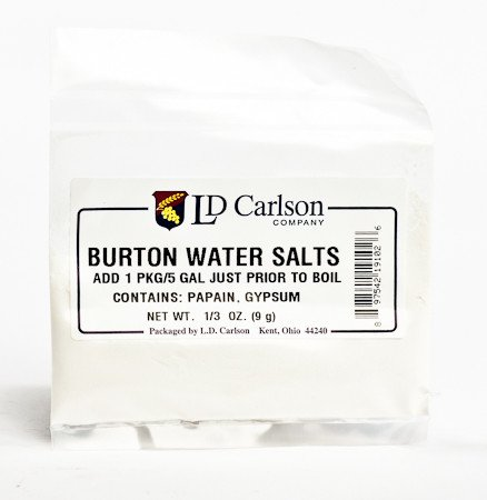LD Carlson Burton Water Salts 1/3 OZ