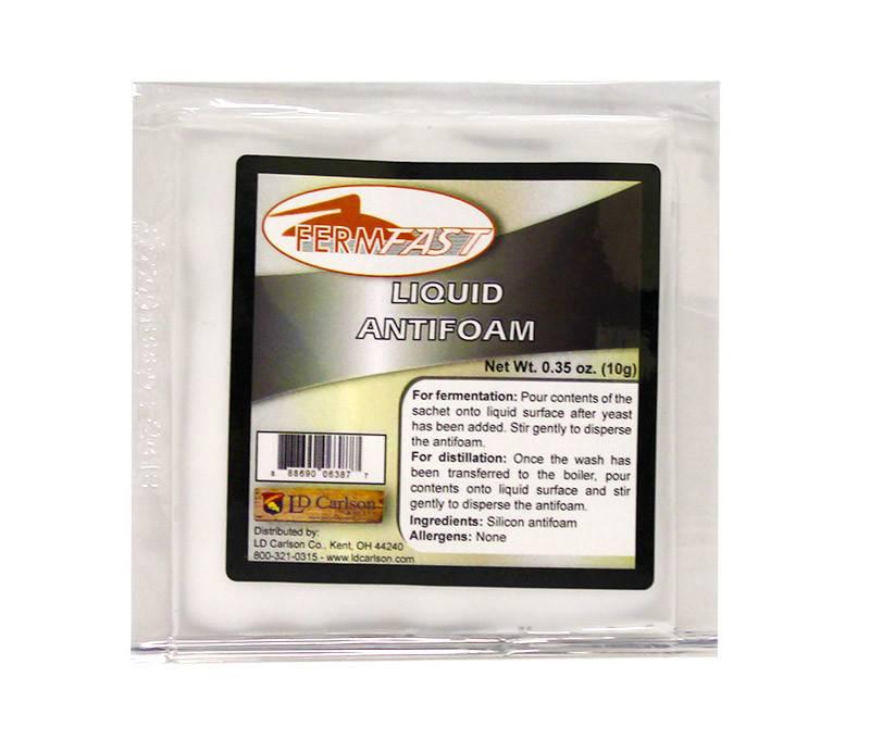 LD Carlson Liquid Anti-Foam 10 G