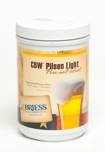 Briess Pilsen Light LME 3.3 lb (Briess)