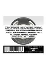 Foxx Equipment Company Pin Lock Socket