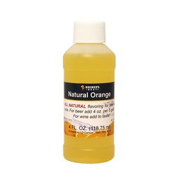 Brewers Best Orange Flavoring Extract 4 oz (All Natural)