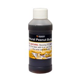 Brewers Best Peanut Butter Flavoring Extract 4 oz (All Natural)