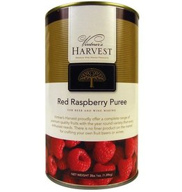 Vintners Harvest Raspberry Puree 49 oz