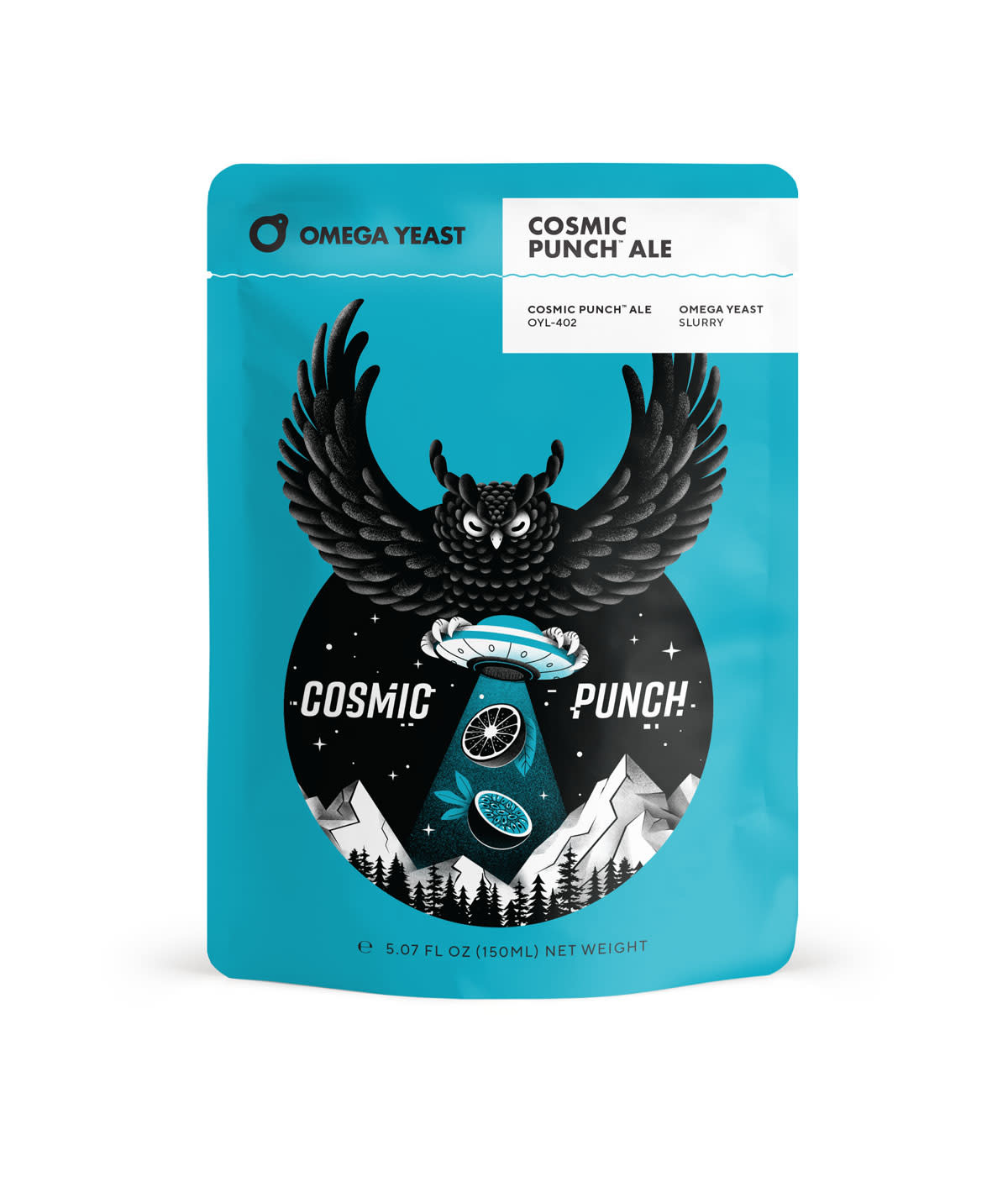 Omega Yeast Labs Omega OYL-402 Cosmic Punch Ale