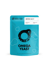 Omega Yeast Labs Omega OYL-011 British Ale V
