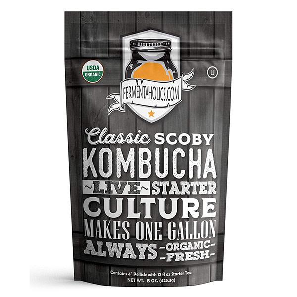 The Kombucha Shop Kombucha Scoby
