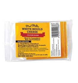 White Mould Culture - 3 Pack