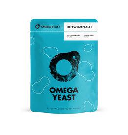 Omega Yeast Labs Omega OYL-021 Hefeweizen Ale
