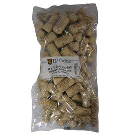 "LD Carlson Wine Corks - Standard (9 mm x 1.75"") 100 Count"