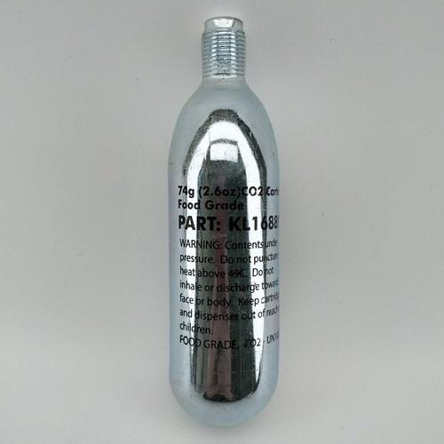 Leland Gas Technologies CO2 Cartridge (74g)