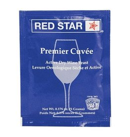 Red Star Red Star Premier Cuvee Wine Yeast