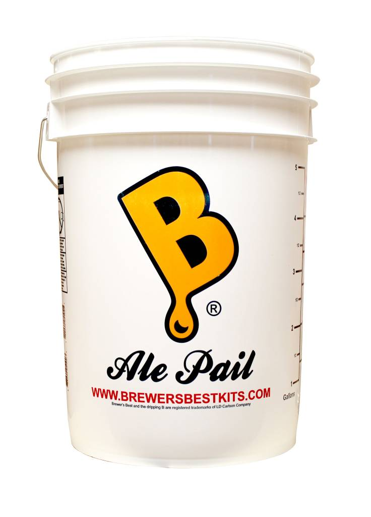 Brewers Best Fermenting Bucket (Ale Pail) (6.5 Gallon)