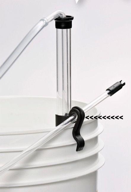 """Fermtech Auto-Siphon Clamp 1/2"""" (Large)"""