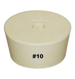 Vintage Shop Rubber Stopper W/Hole (#10)