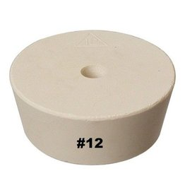 Vintage Shop Rubber Stopper W/Hole (#12)