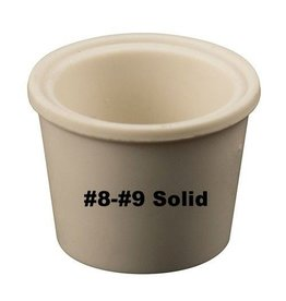 Rubber Bung Solid (#8-9)