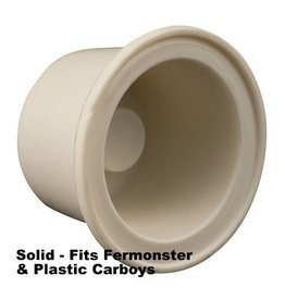 LD Carlson Universal Medium Bung Solid (Fits Fermonster)