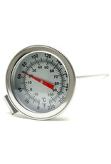 Big Daddy Dial Thermometer W/Clip