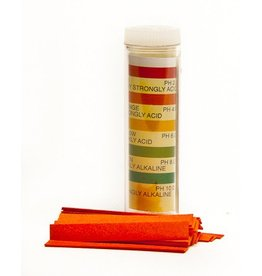 Precision Labs Inc. pH Papers 100/Vial (Universal)