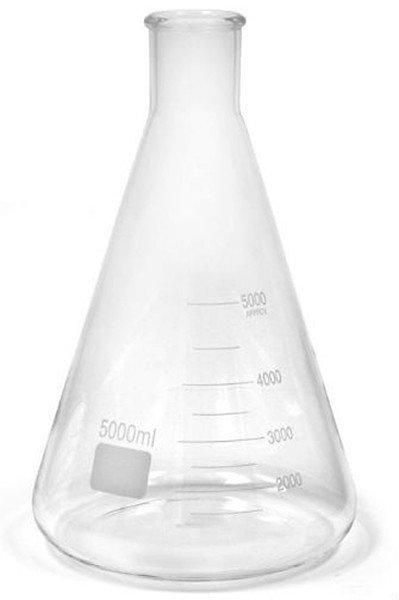 Brewmaster Erlenmeyer Flask (5000 mL)