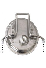 Foxx Equipment Company Replacement Corny Keg Lid Foot
