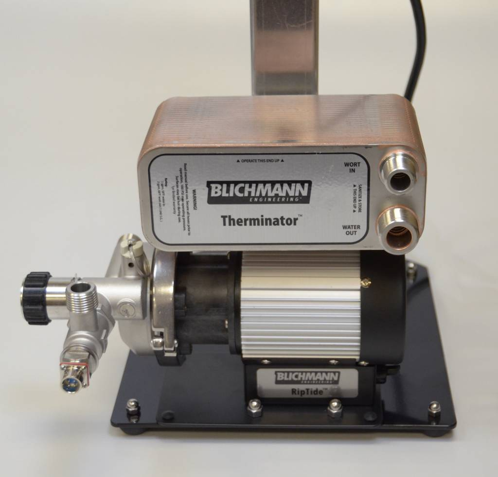 Blichmann Quick Release Chiller Bracket for the Tower of Power™ LTE