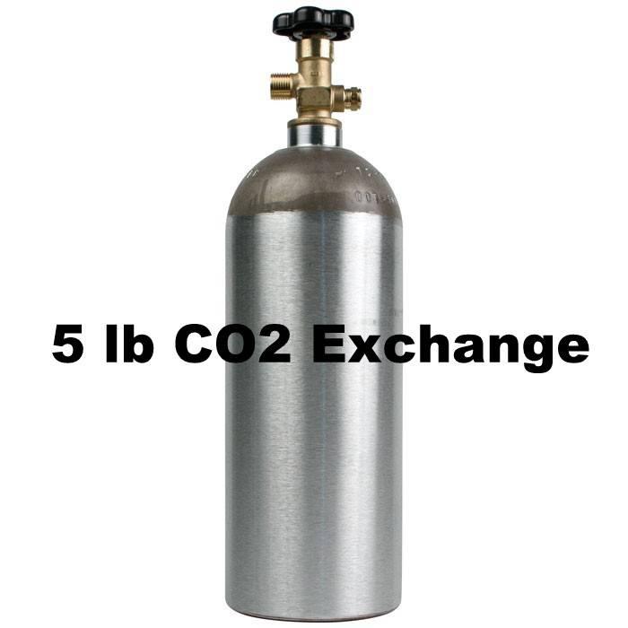 CO2 Tank Exchange (5 lb)