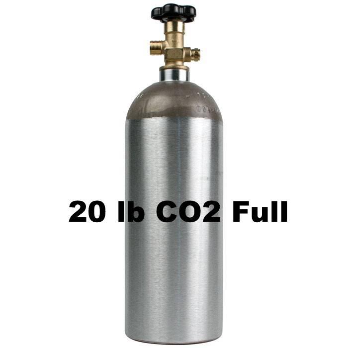 CO2 Tank Full (20 lb)