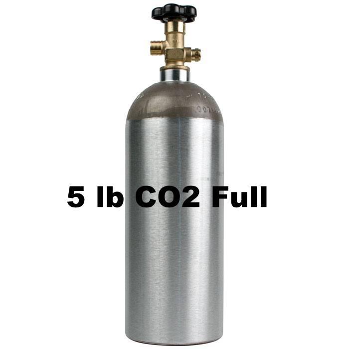 CO2 Tank Full (5 lb)