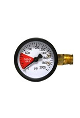 LD Carlson Regulator Gauge (Order Gas)(RHT)