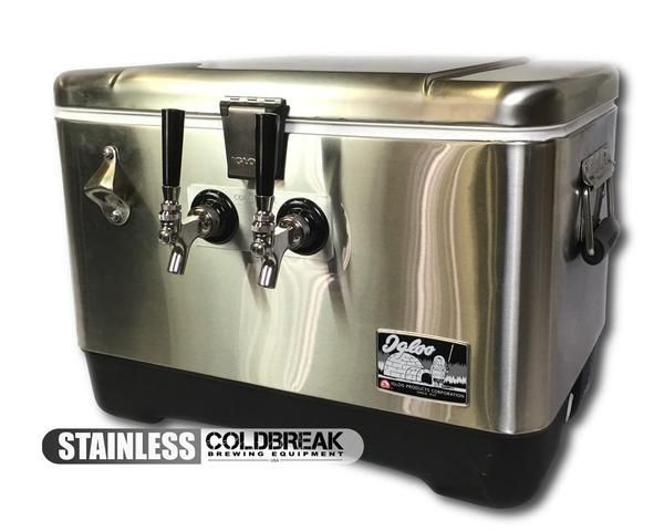 Coldbreak Brewing Jockey Box - 2 Tap (SPT)