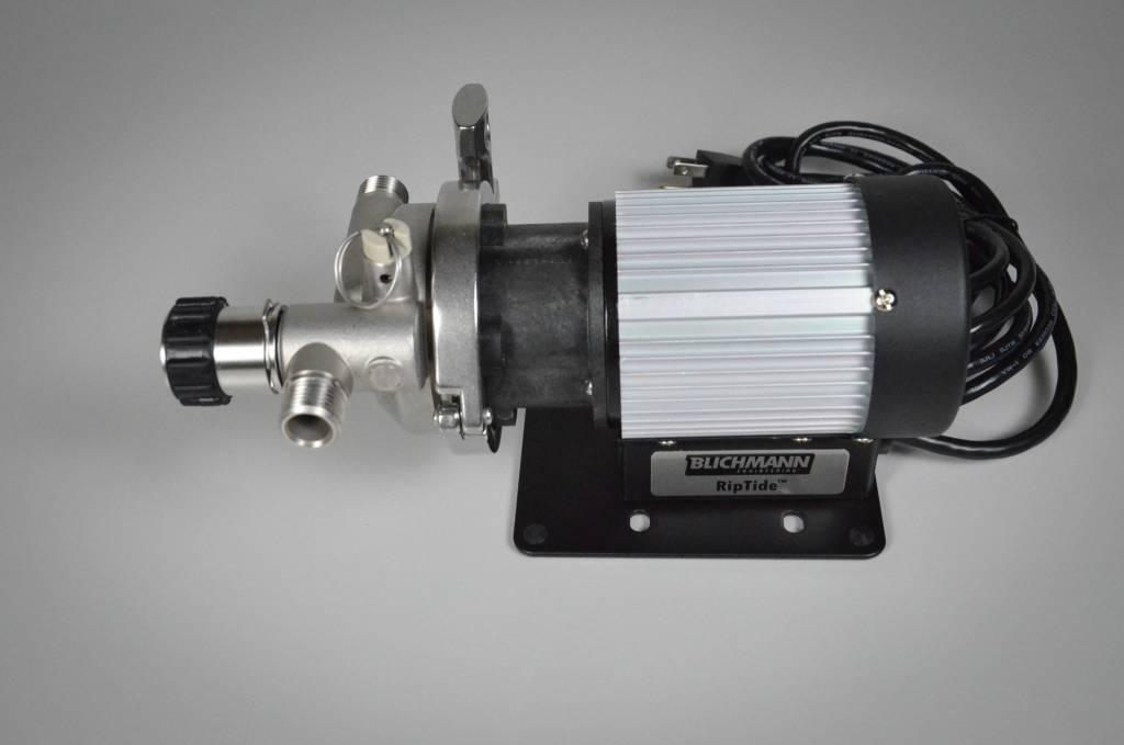 Blichmann RipTide™ Brewing Pump