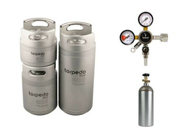 Kegging Starter Kits