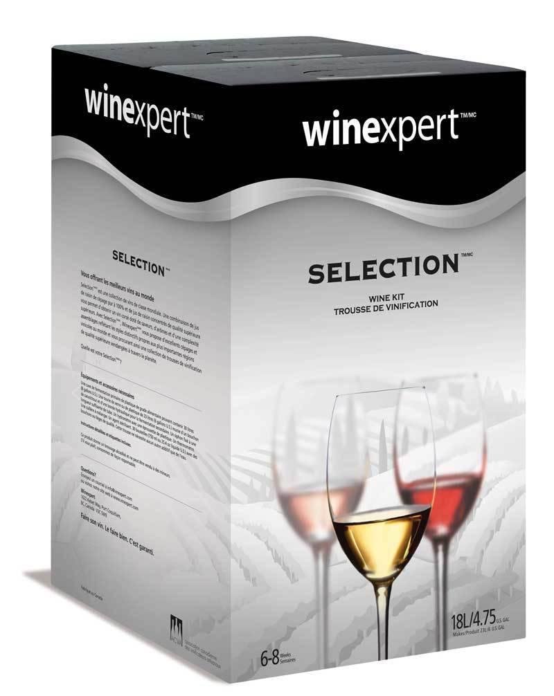 WineExpert California White Zinfandel (Selection)