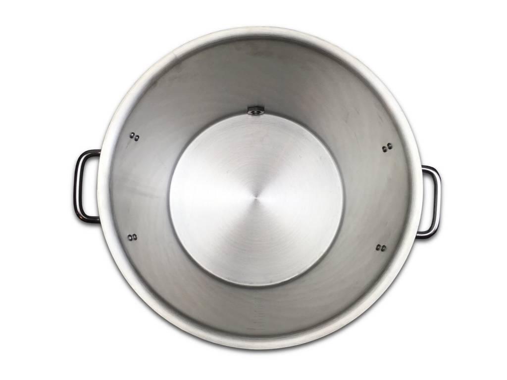 Coldbreak Brewing 10 Gallon Stainless Steel Kettle W/Valve