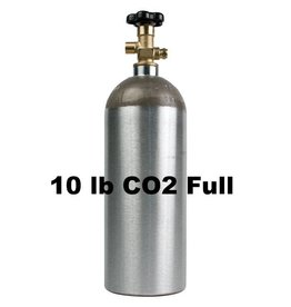 Purity Cylinder Gases Co2 Tank Full (10 lb)