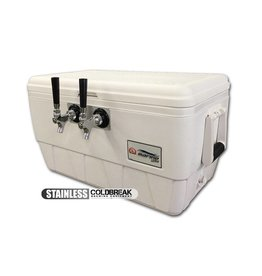 Coldbreak Brewing Jockey Box - 2 Tap (MPT)