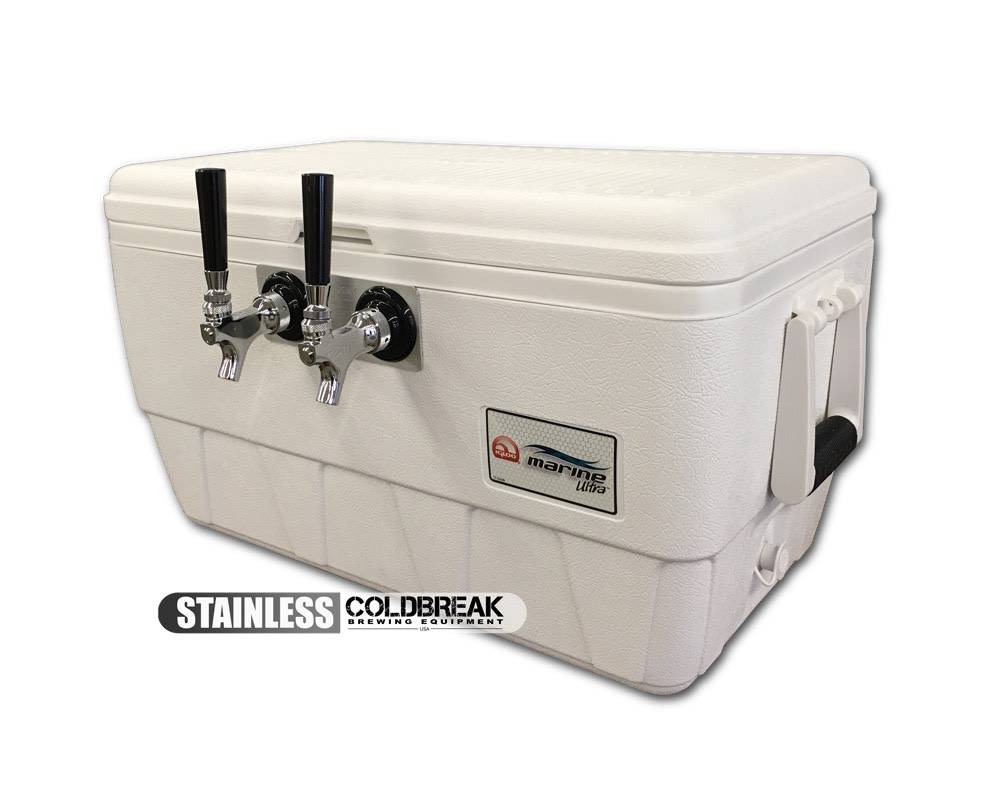 Coldbreak Brewing Jockey Box - 2 Tap (MPT)