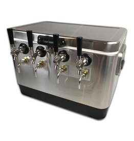 Coldbreak Brewing Jockey Box - 4 Tap (SBE)