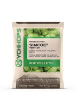 YCH Hops Simcoe Hop Pellets 1 OZ (US)